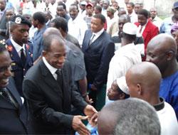 Premier Ministre au Gabon