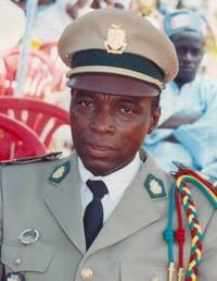 Ministre de la Sécurité