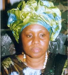 Ministre Kaba R. Barry Journée