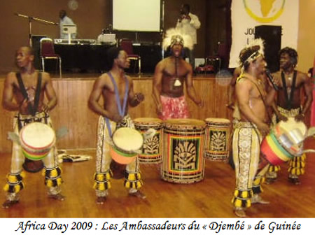 Les Ambassadeurs du Djembe