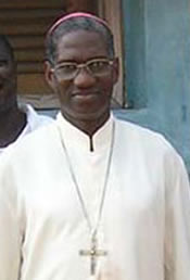 Mgr. Vincent Coulibaly