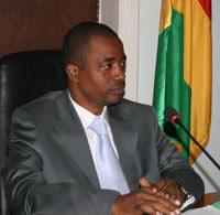 Secretaire Gen Tibou