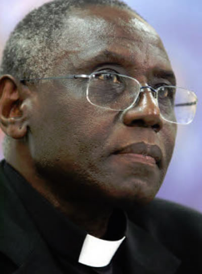 Cardinal Robert Sarah