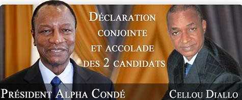 Conde et Diallo