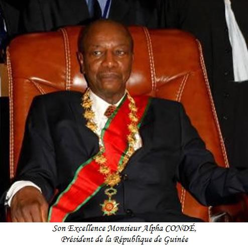 Conde president