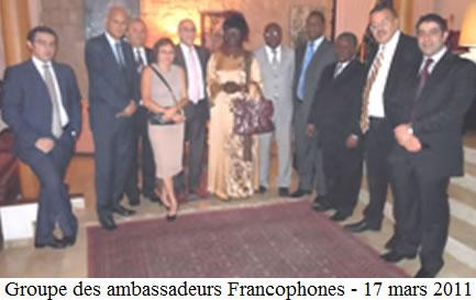 Ambassadeur francophone