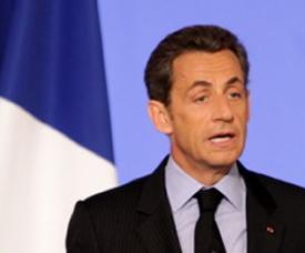 Pr Sarkozy a Conde