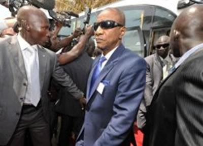 Dakar President Conde