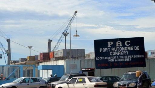 Conakry_Port